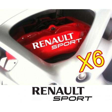 Frein Renault Sport
