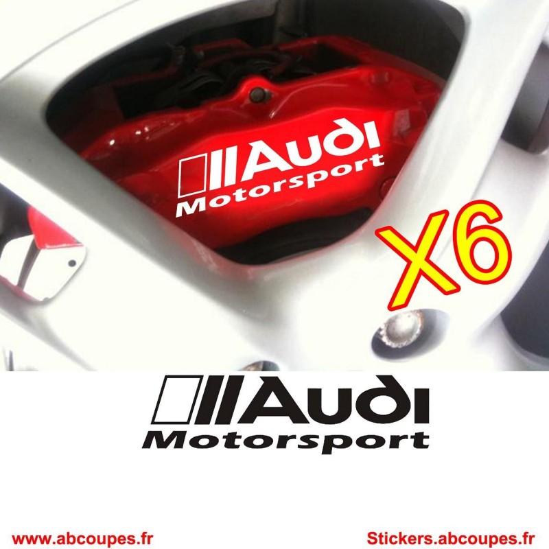 Frein Audi Motorsport