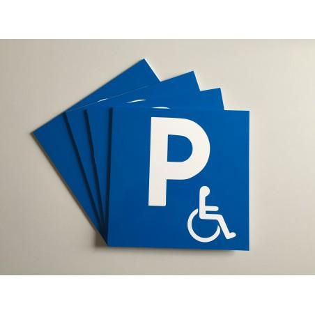 Panneaux Stationnement Handicapé