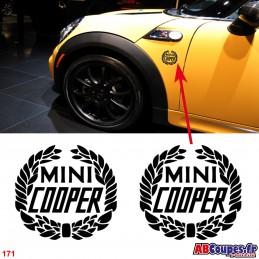 Stickers pour ailes Mini...