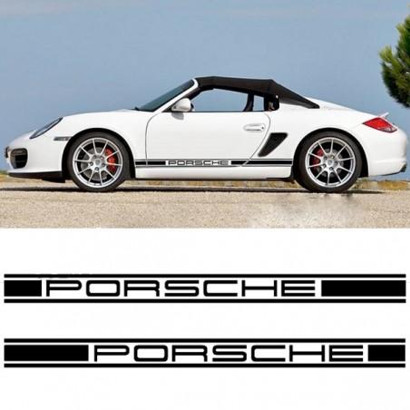 Bas de caisse Porsche
