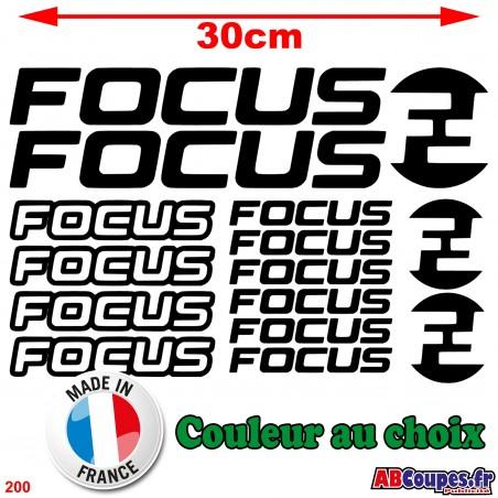 Kit Cadre Focus