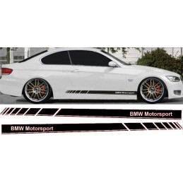 Bas de caisse BMW Motorsport