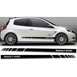 Bas de caisse Renault Sport
