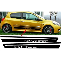 Bas de caisse Renault Sport...