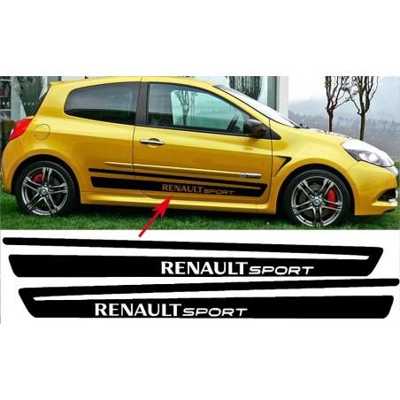 Bas de caisse Renault Sport Clio 3