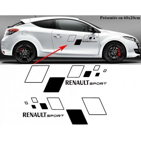 Kit Damier Renault Sport