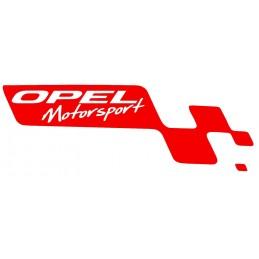 Damier Opel Motorsport