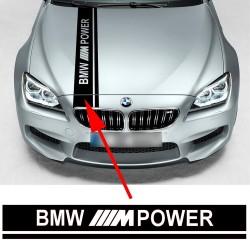 Bande Capot BMW M Power