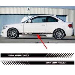 Bas de caisse BMW M Power