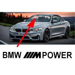 Pare soleil BMW M Power