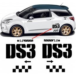 Bas de caisse DS3